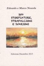 250 Storpiature, strafalcioni e svarioni