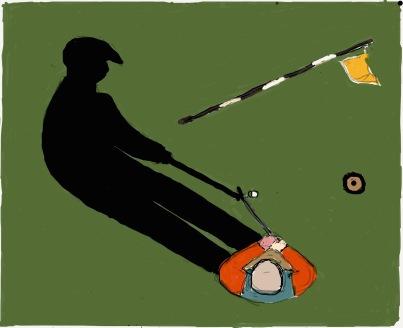 L'ultimo put al Circolo del Golf Villa D'Este